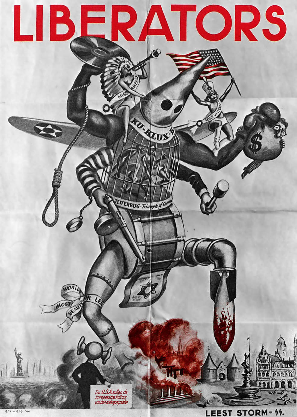 Even the Ku Klux Klan Stands With Israel These Days | Countenance Blog