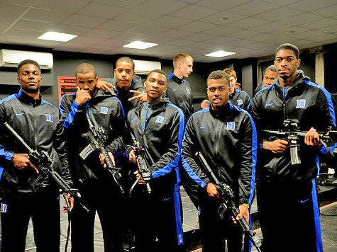 Duke Fake Guns