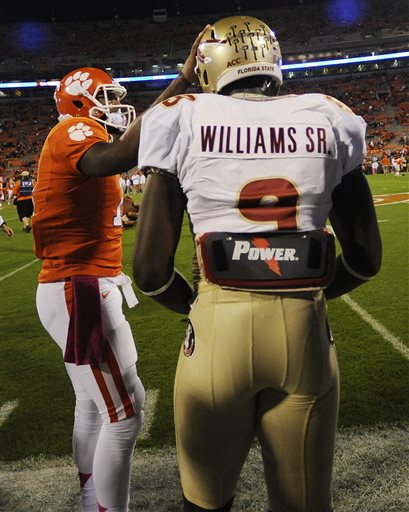 Tajh Boyd, , Karlos Williams