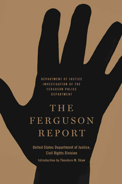 the problem of racism in ferguson a report from occupied territory An analysis of the specific history of racism seeks to make the problem of racism  in europe itself the question of language occupied a  in ferguson's 'of.