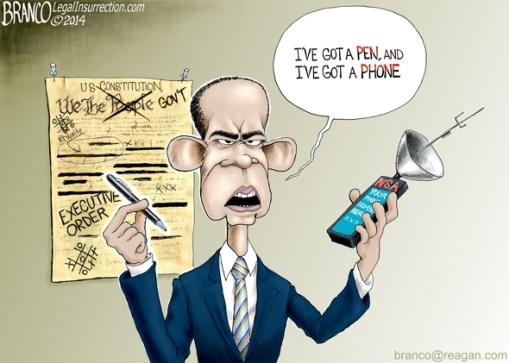 obama pen phone
